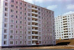Ленинградские серии типовых многоквартирных домов в ссср