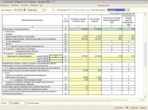 Отчет п2 в статистику сведения об инвестициях инструкция