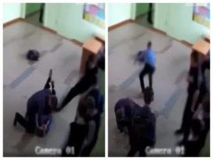 Наказание за драку в школе