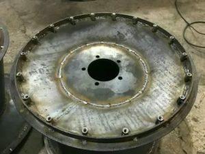 Как сделать диски для шин низкого давления своими руками видео
