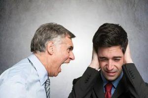 Если начальник оскорбляет подчиненного что делать