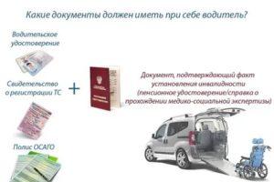 Какие документы водителю надо носить с собой