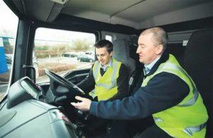 Стажировка водителей автобуса на предприятии новое положение