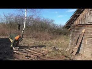Как сделать прописку в деревне