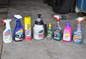 Моющее средство для автомобиля своими руками