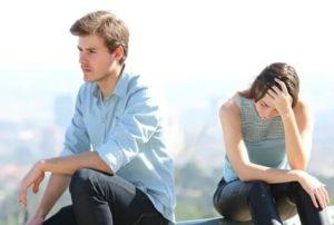 Как мужчина близнецы переживает раставание