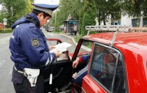 Имеет ли право ппс останавливать машину за нарушение пдд