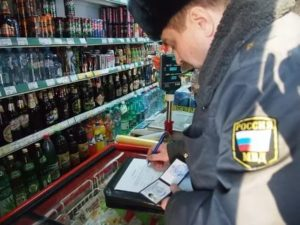 Ответственность за нарушение правил продажи алкогольной продукции