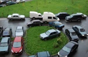 Куда жаловаться на разгрузку машин во дворе жилого дома