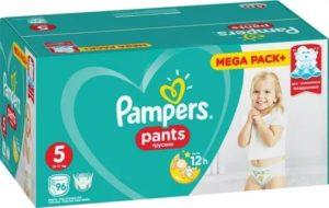 Срок годности подгузников памперс пэнтс