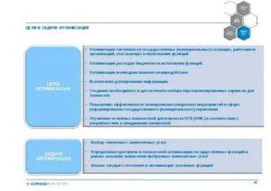 Оптимизация штата сотрудников в бюджетных организациях
