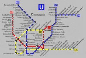 Как доехать из аэропорта гамбурга до вокзала наметро