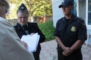 Как проходит арест кассы судебным приставом