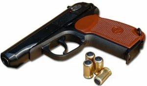 Пистолеты с резиновыми пулями на которые не нужно разрешение