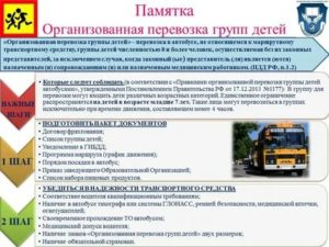 Каковы требования к водителю автобуса при осуществлении